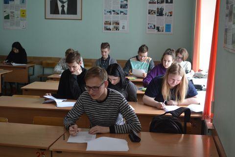 Ижевский гимназист  (1)