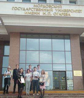 Историческая олимпиада Саранск (5)