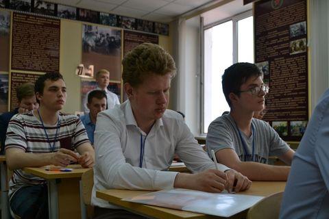 Историческая олимпиада Саранск (7)